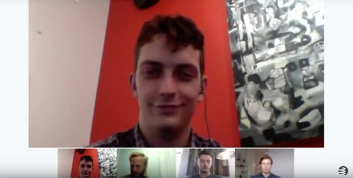 Webby Connect Hangout: Creative Side Projects [VIDEO] image