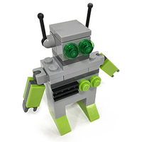 Build your perfect team (and a Lego robot)! image